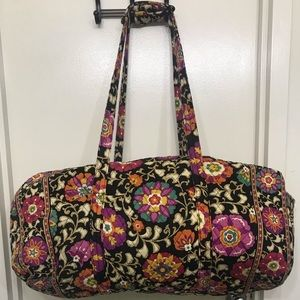 Very Bradley Extra Large Duffel in Suzani
